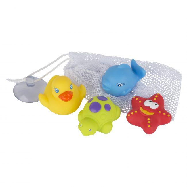 0187482 Floating Friends Bath Fun and Storage Set 1 (RGB)