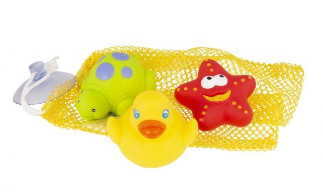 0188412 Floating Fun Friends Bath Fun and Storage Set – Fully Sealed Refresh 1