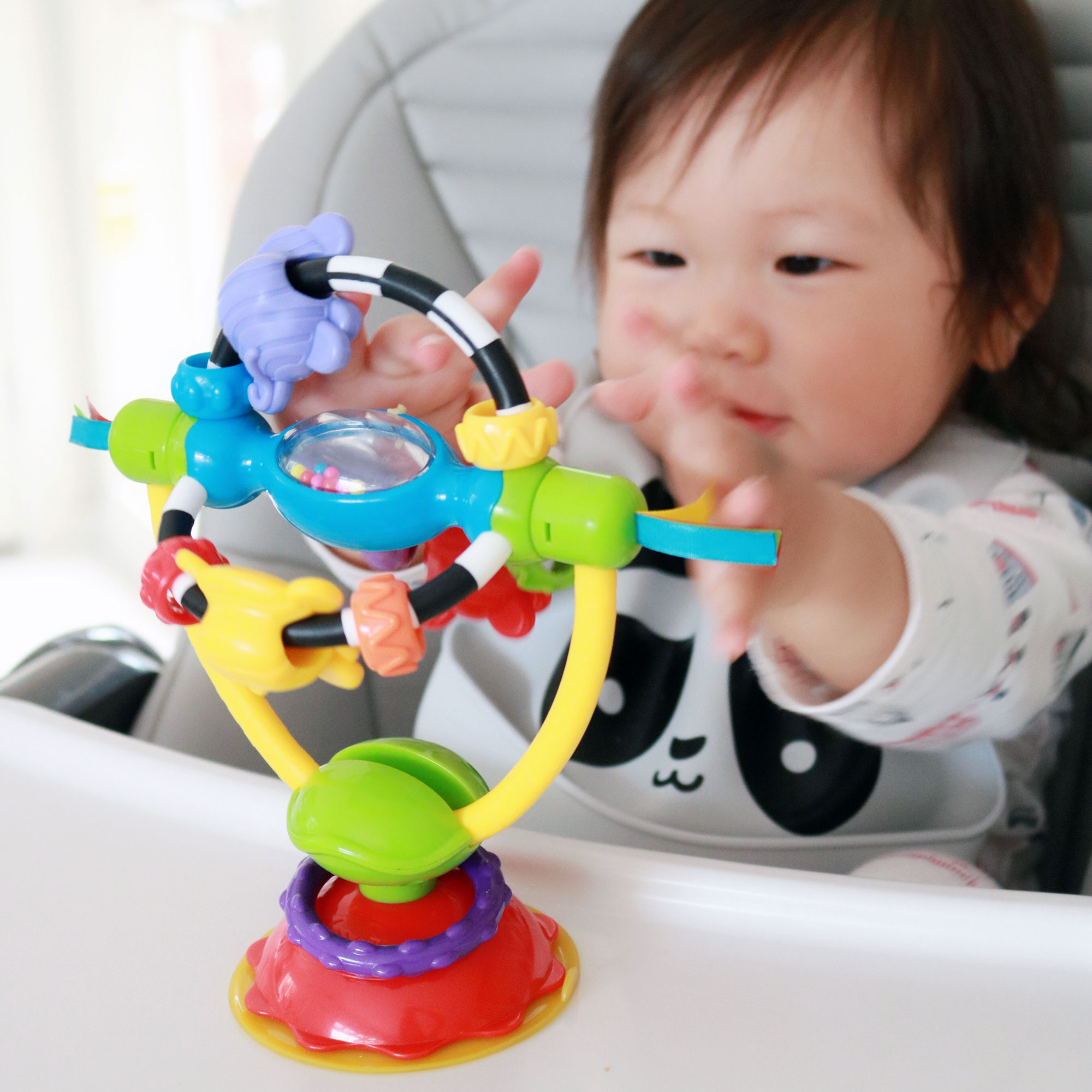 High Chair Spinning Toy Playgro International