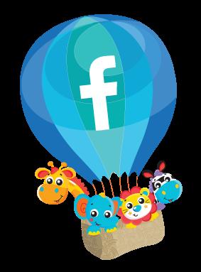 le ballon facebook