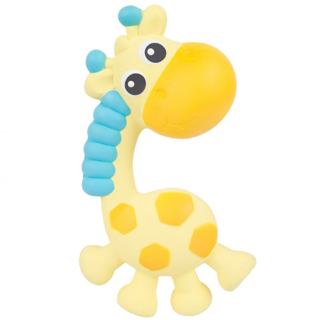 0186970 Natural Rubber Jerry Giraffe 1