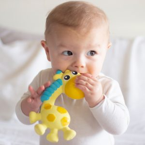 0186970 Squeak and Soothe Natural Teether T4